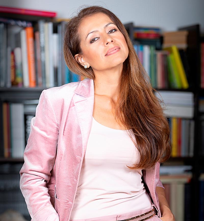 Milena Salazar oggi